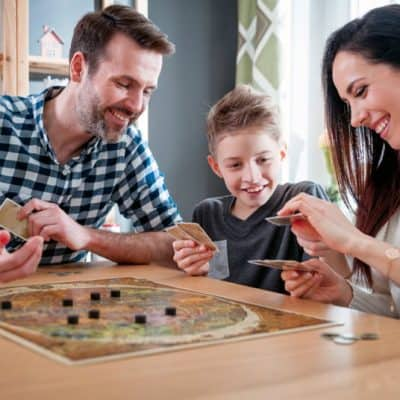 5 Tips for a Fun Family Game Night
