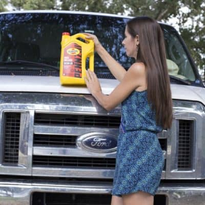 A Single Mom's Guide to DIY Car Maintenance