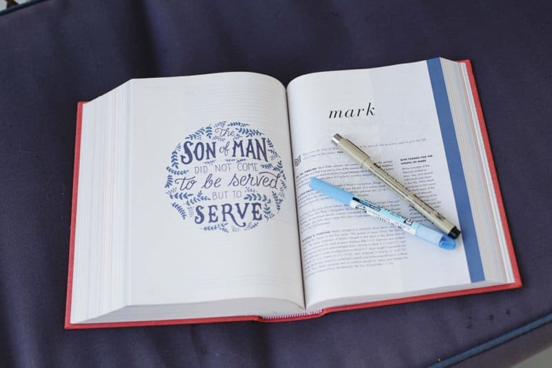 She Reads Truth Bible Review: Bible Journaling Perfection