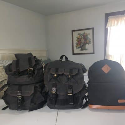 Kattee Camera Backpack Comparison and Review – Military, Rucksack, and Canvas Styles