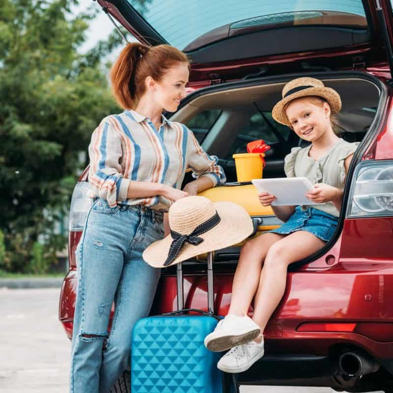 Tips for Taking a Road Trip with Kids as a Single Mom
