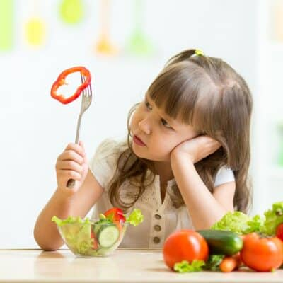 How to Deal with a Picky Eater – Peace of Mind for Moms of Picky Eaters