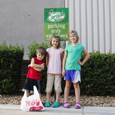 Applebee's Carside to Go Makes Back to School Season Easy