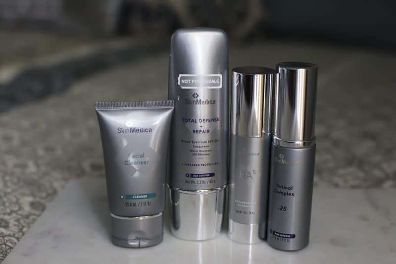 Skin Defense And Repair With Skin Medica