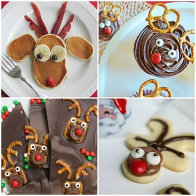 17 Adorable Reindeer Themed Christmas Recipes