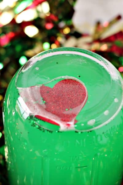 Kids Feeling Grinchy? Take Time to Calm down with Grinch Calming Jars
