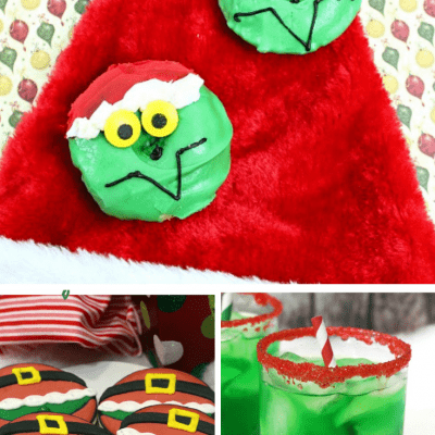 11 Snacks & Drinks for Your Grinch Party