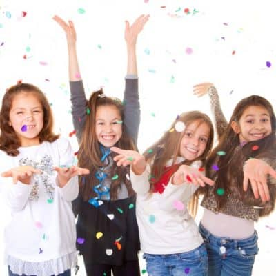 New Years Eve Resolutions for Kids