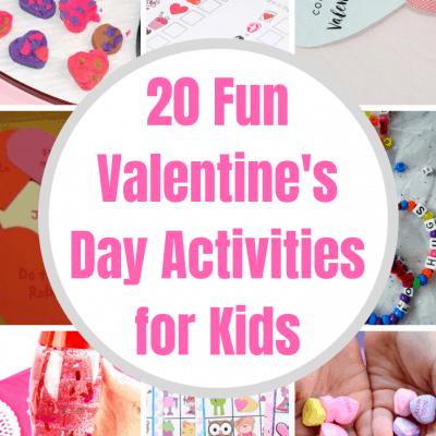 20 Fun Valentine's Day Activities for Kids