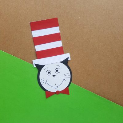 Dr. Seuss Craft: Cat in the Hat
