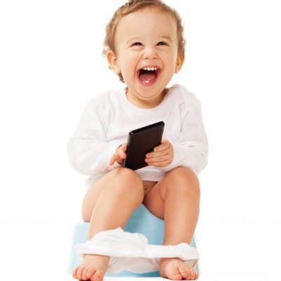 5 Fun Apps to Make Potty Training Easier