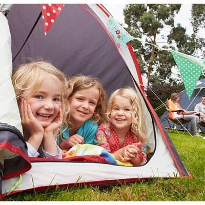 10 Amazing Hacks for Camping with Kids