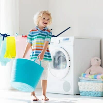 6 Genius Ways to Motivate Your Kids to Finish Their Chores