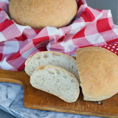 Delicious Italian Dairy Free Bread Recipe