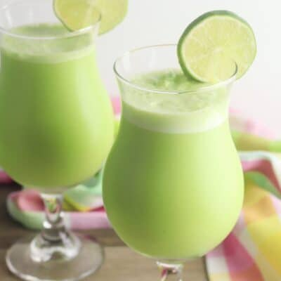 Amazingly Easy Frozen Limeade Recipe