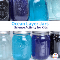 Exploring Ocean Layers Science Activity for Kids