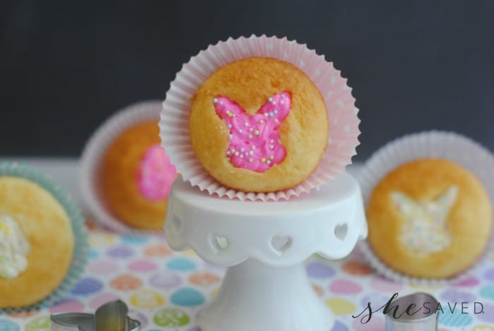 Easter Bunny Cupcakes Recipe - Easy Easter Cupcakes