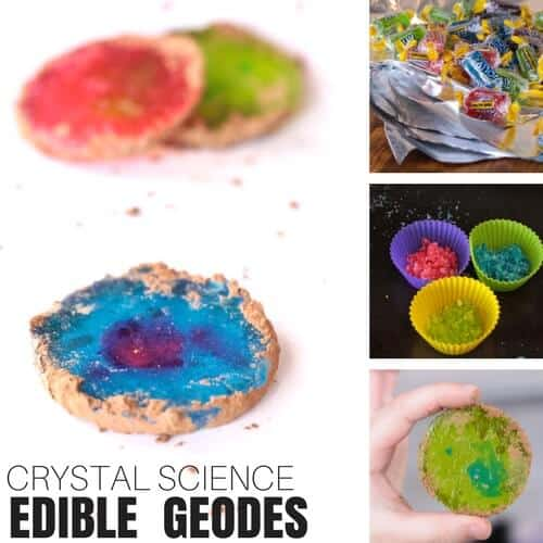 How To Make Rock Candy Geodes