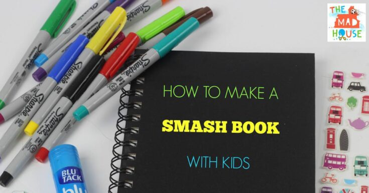 How to make a Smash book
