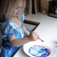 Swirling Milk Experiment – Go Science Kids