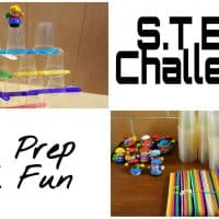 Building STEM Challenge for Young Kids