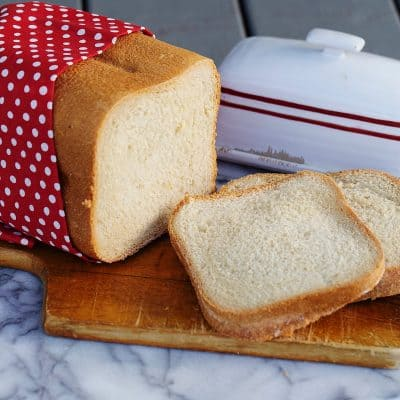 Dairy Free Bread Recipe for Bread Machine