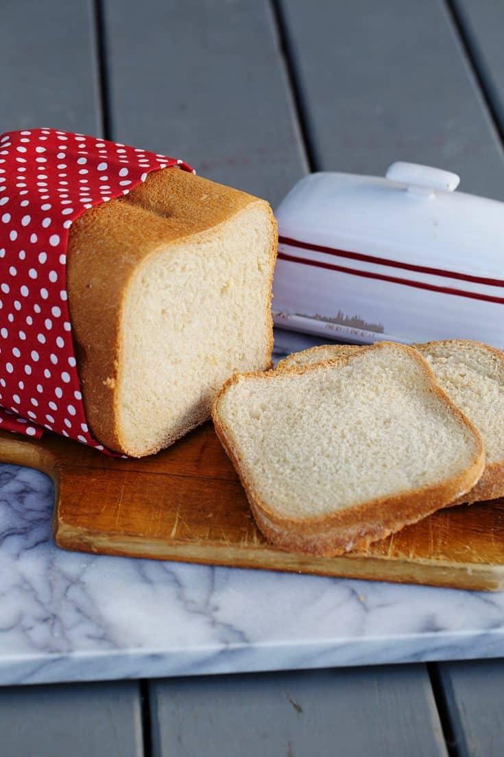 Dairy Free Bread Recipe for Bread Machine
