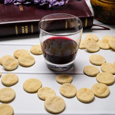 Unleavened Bread Recipe for Communion