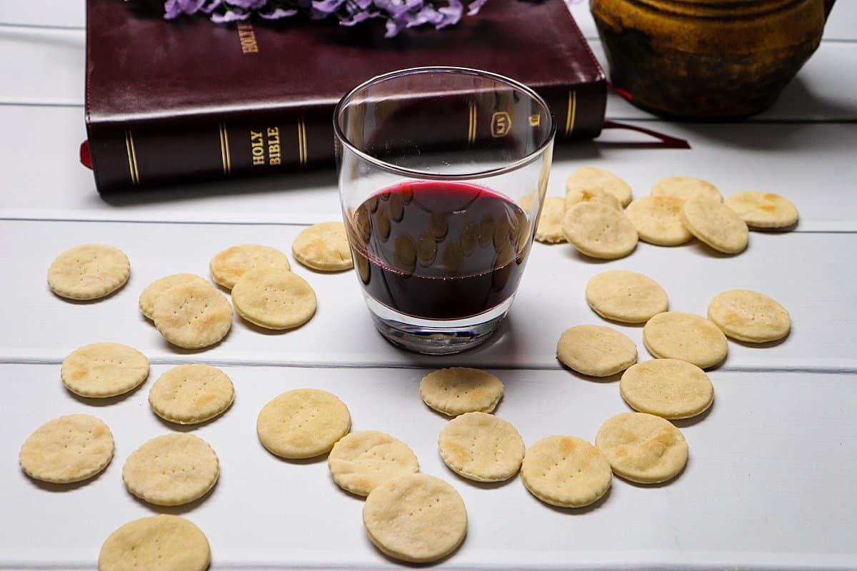 Unleavened Bread Recipe For Communion