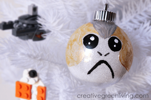 Porg Christmas Ornaments