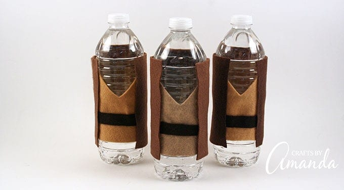 Jedi Water Bottle Covers
