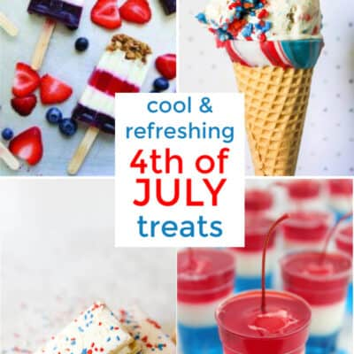 Cool & Refreshing 4th of July Treats