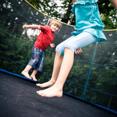 19 Awesome Trampoline Activities for Kids