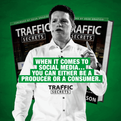 Grow your Business with Traffic Secrets