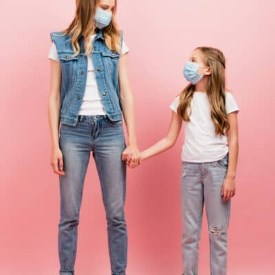 5 Easy Tips to Encourage Your Child to Wear a Mask