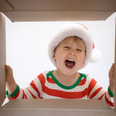 5 Festive Socially Distanced Christmas Party Games
