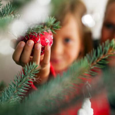 5 Fun Ways to Have a Socially Distant Christmas With Your Kids