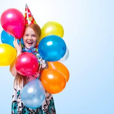 Fun Socially Distanced Party Games for Kids