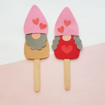 Adorable Gnome Puppets