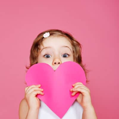 Socially Distanced Valentine Activities for Kids
