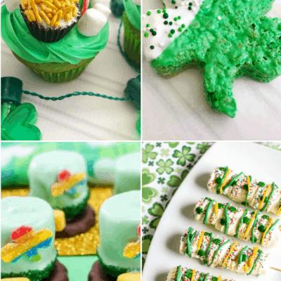 Fun & Festive St. Patrick's Day Desserts for Kids