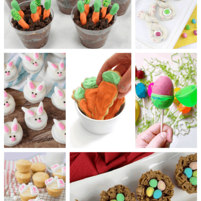 Amazing Easter Desserts Kids Will Love