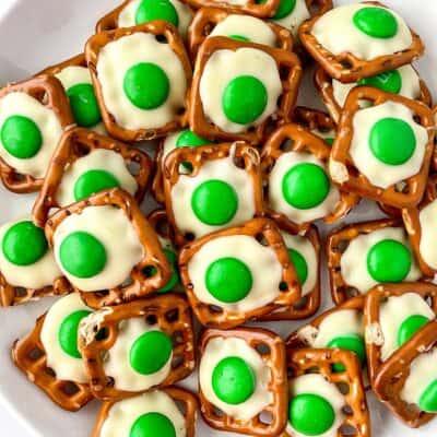 Green Eggs and Ham – Easy Dr Seuss Snacks