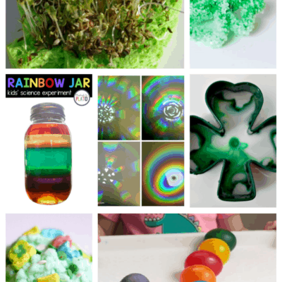 St. Patrick's Day STEM Activities for Kids