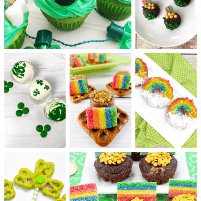 Festive St. Patrick's Day Treats for Kids