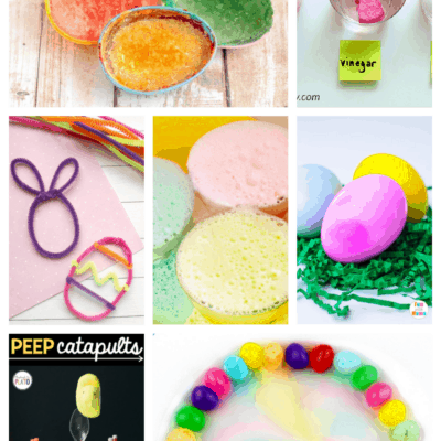 Easter Science Experiments for Kids