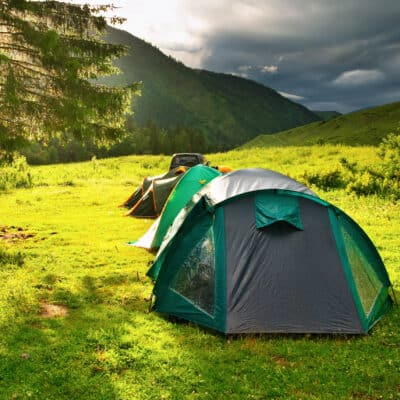 How to Weatherproof your Tent