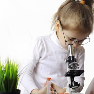 Spring Science Experiments for Kids