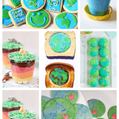 15 Delicious Earth Day Snacks for Kids
