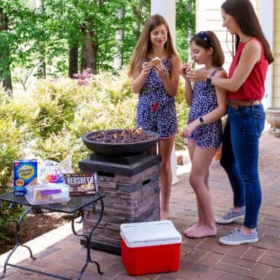 How to Make a S'mores Tackle Box